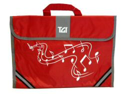 TGI Red Music Carrier