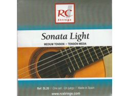 Royal Classic SL20 Sonata Light Classical Guitar Strings