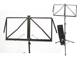 TGI Deluxe Music Stand Black MS20