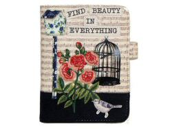 Vendula Songbird Passport Holder