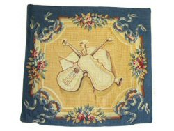 Violins Cushion Cover